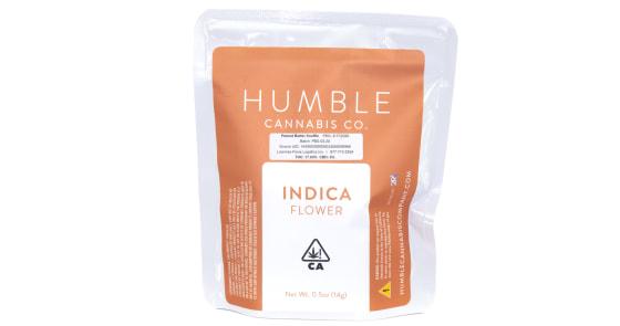Humble Cannabis Co. - Peanut Butter Souffle - 14g