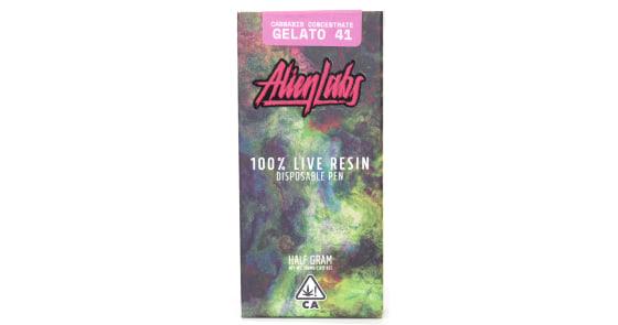 Alien Labs - Gelato 41 DVP - 0.5g