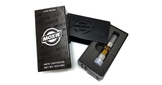 Moxie - Jack Glue - Live Resin Vape - 0.5g