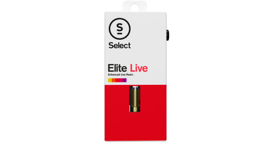 Select - Strawberry Banana Elite Live Resin Cartridge - 1g