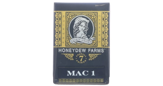 Honeydew Farms - Mac 1 Pre-Roll Pack - 7ct