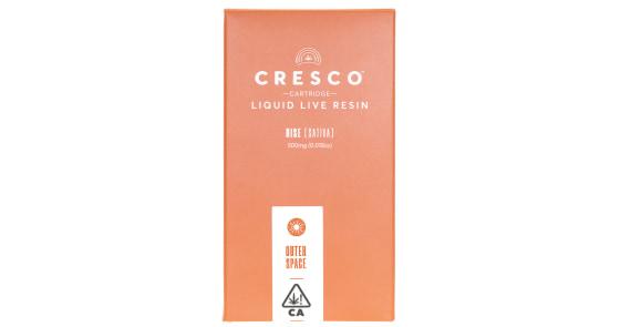Cresco - Outer Space Liquid Live Resin Cartridge - 0.5g