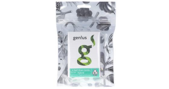 Genius - Hybrid Blend Pre-Roll Pack - 2g