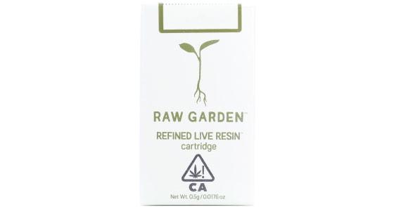 Raw Garden - Leeroy Punch Cartridge - 0.5g