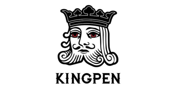 Kingpen Royale - Gelato Live Resin Vape Cartridge - 0.5g