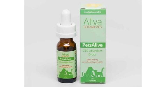 CBDAlive - Abundant CBD Pet Drops - 23/1 - 15ml