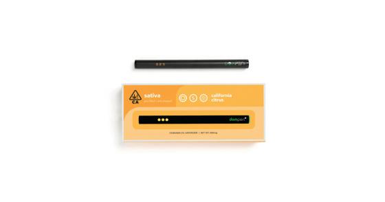 DomPen - Classic California Citrus DVP  - 0.5g
