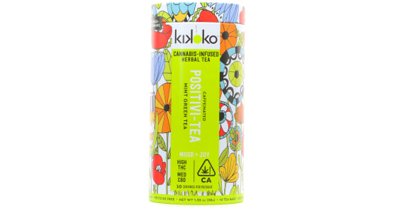 Kikoko - Positivi-Tea - Can (10pk)