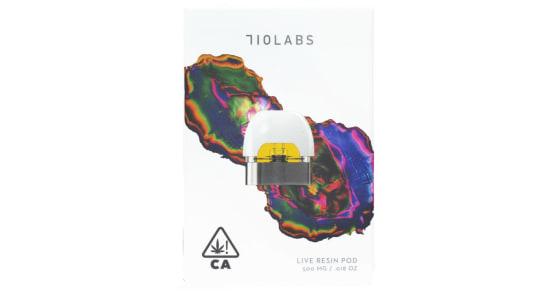 710 LABS - T.S.W. #7 x L.T.P. #1 Pod - 0.5g (Tier 2)