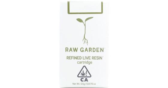 Raw Garden - Grapefruit Gas Cartridge - 0.5g