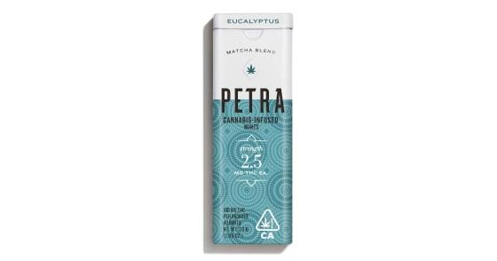 Petra - Eucalyptus Mints - 100mg