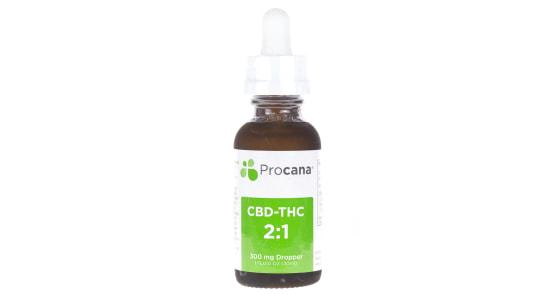 Procana - 2:1 Tincture - 300mg