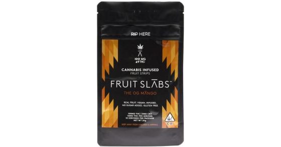 Fruit Slabs - The OG Mango - 100mg