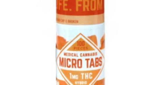Vive - Micro Tabs - Tangelo - 1 mg THC