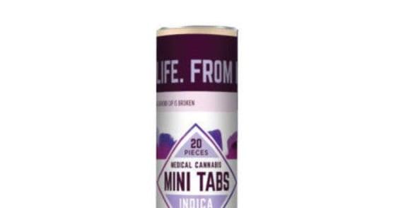 Vive - Mini Tabs - Pineapple Passionfruit - 5 mg