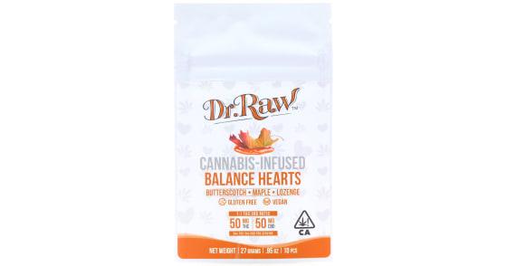 Dr. Raw Organics - Balance Lozenges - 10ct