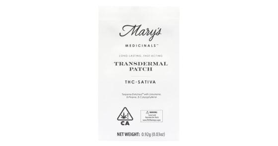Mary's Medicinals - Patch - Sativa