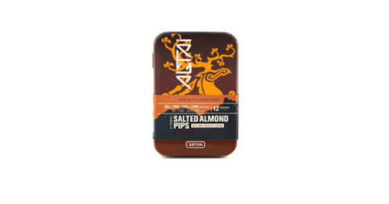 Altai - Salted Almond Pips - 100mg
