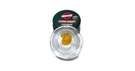 Moxie - Lime Light - Badder - 0.5g