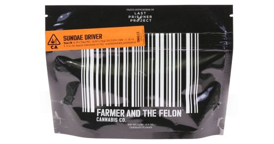 Farmer and the Felon - Sundae Driver - 14g