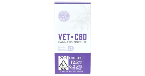 Vet CBD - 250mg Tincture - 60ml