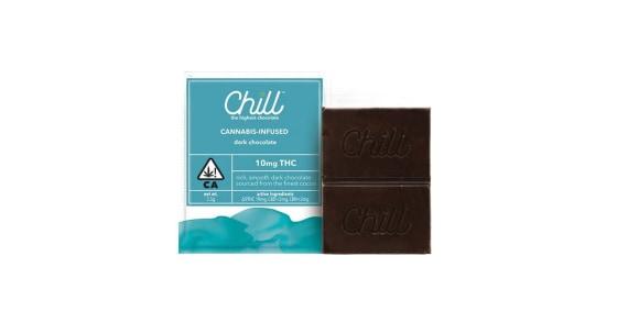 Chill - Dark Chocolate Single - 10mg