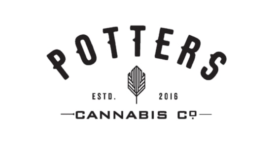 Potters Cannabis Co. - Tangie Cartridge - 0.5g