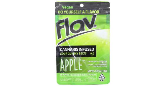 Flav - Apple Belts - 100mg