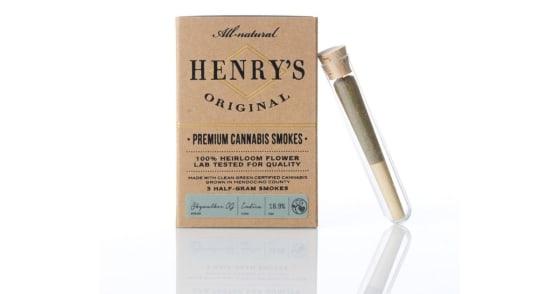 Henry's Original - Skywalker OG - 4 Pack