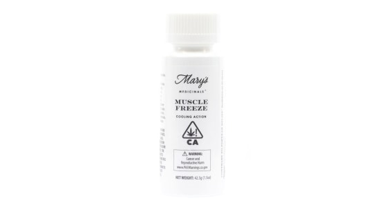 Mary's Medicinals - Muscle Freeze CBD - 3oz