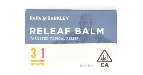 Papa & Barkley - Releaf Balm CBD 3:1 - 50ml