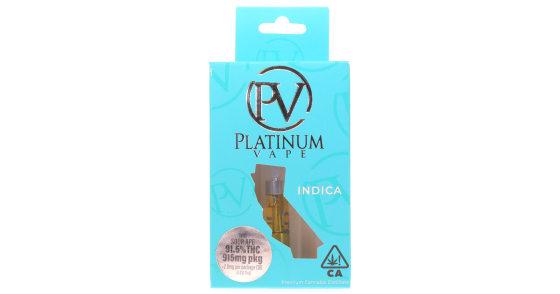 Platinum Vape - Sour Ape - 1g