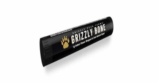 Grizzly Peak Farms - Hybrid Black Label Pre-Roll - 1g