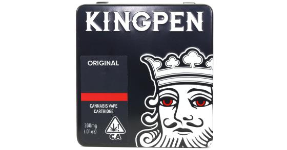 Kingpen - Granddaddy Purple DVP - 0.3g