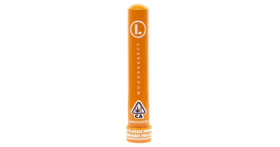 Wonderbrett x Loaded - Orange Sunset Pre-Roll - 1.4g