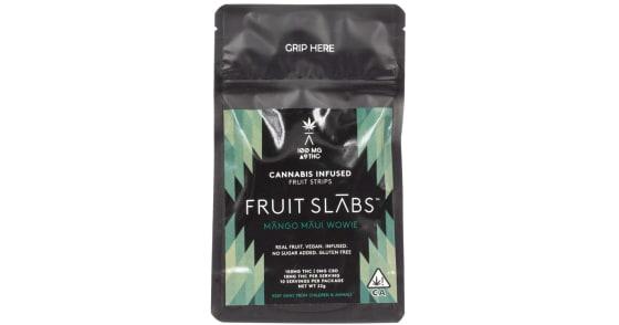 Fruit Slabs - Mango Maui Wowie - 100mg