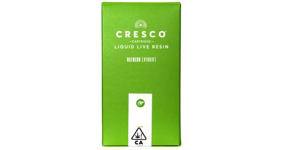 Cresco - Cherry AK Liquid Live Resin Cartridge - 0.5g