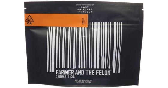 Farmer and the Felon - Ice Cream Cake Smalls - 14g