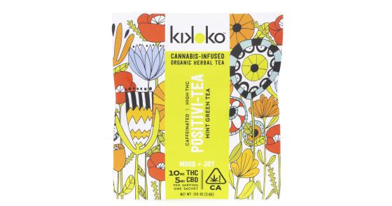 Kikoko - Positivi-Tea - Single Serve Pouch