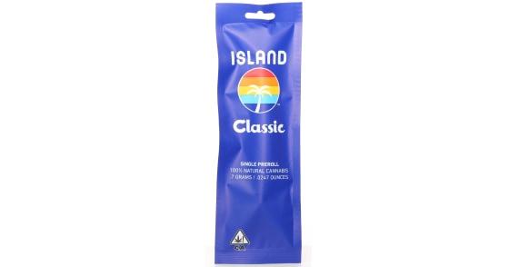 Island - Citrus Wave Pre-Roll - 0.7g