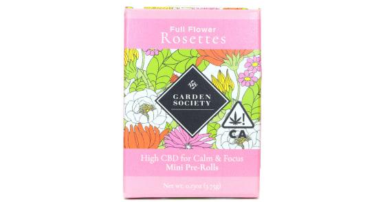 Garden Society - CBD Mini Pre-Rolls - 10ct