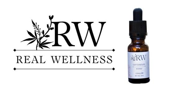 RW Real Wellness - Optimize Tonic