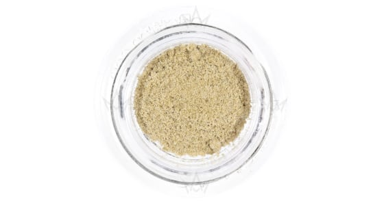 Nasha - Shark Shock Green Powder Hash - 1g