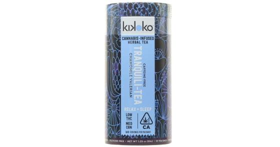 Kikoko - Tranquili-Tea - Can (10pk)