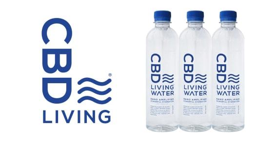 CBD Living - Living CBD Water