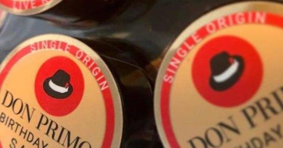 Don Primo - Live Resin Sauce - Birthday Cake