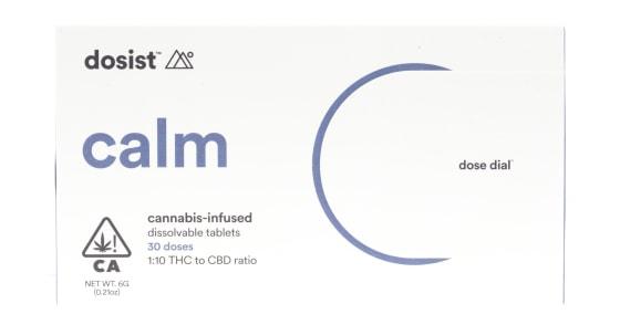 Dosist - Calm Formula Dose Dial - 30 Doses