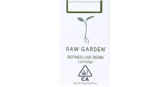 Raw Garden - Mendo Stomper Cartridge - 0.5g