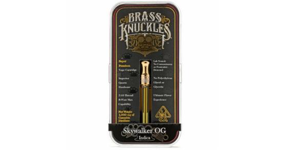 Brass Knuckles - Skywalker OG - 1g