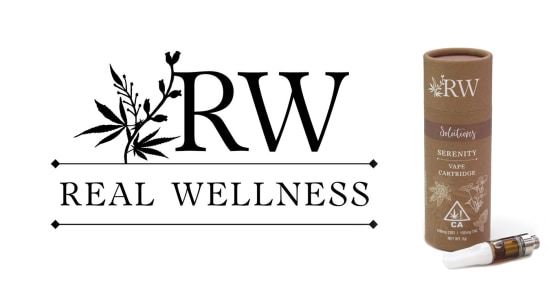 RW Real Wellness - Serenity Cartridge